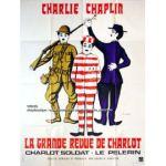 60cm-la-grande-revue-de-charlot-the-chaplin-revue-charlie-chaplin-jour-de-paye-1922-charlot-soldat-1918-le-pelerin-1923-illustration-kouper